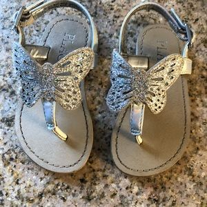 Baby Girl- Butterly Sandals
